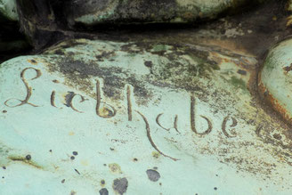 Friedhofsengel Künstler: Liebhaber Bild: Susann Wuschko