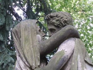 Innerer Matthäusfriedhof Dresden Bild: Susann Wuschko