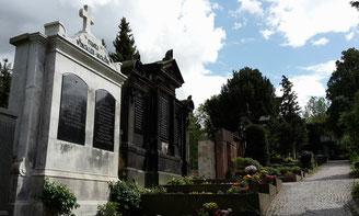Friedhof Leubnitz-Neuostra Bild: Susann Wuschko