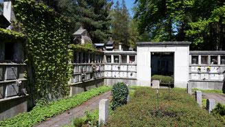 Urnenhain Tolkewitz Dresden Bild: Susann Wuschko