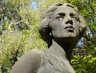 Trinitatis-Friedhof Dresden Bild: Susann Wuschko