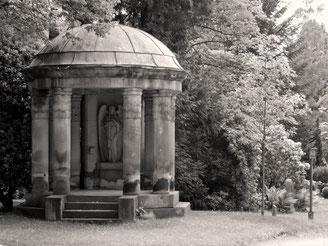 Südfriedhof Leipzig Bild: Susann Wuschko