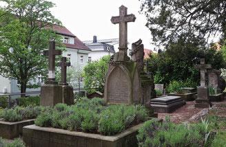 Loschwitzer Kirchhof Bild: Susann Wuschko