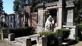 Striesener Friedhof Dresden Bild: Susann Wuschko