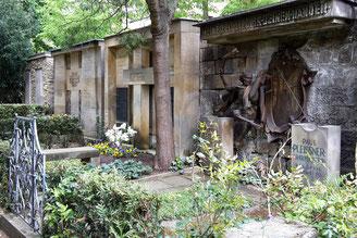 Loschwitzer Friedhof Bild: Susann Wuschko