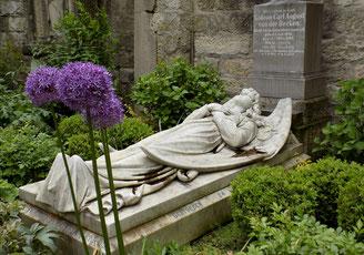 Neuer Katholischer Friedhof Dresden Bild: Susann Wuschko