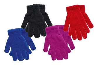 Kinder Thermo Handschuh uni