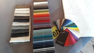 Wasserbett Dekor Farben in Kunstleder