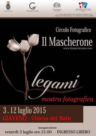 """Mostra """"Legami"""" 2015"""