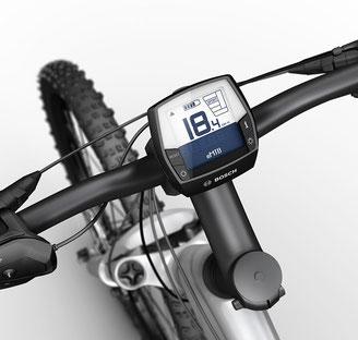 Bosch Intuvia e-bike Computer