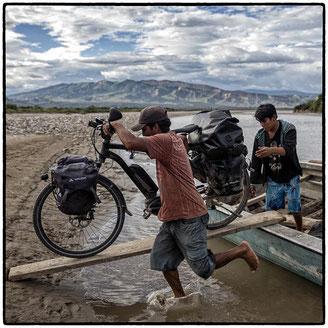 пътешествие електрическо колело