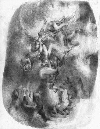 Matthias-Wyss-TAGESLICHT-DAYLIGHT-2011–2014-Pencil-On-Paper-22X29-Cm-41