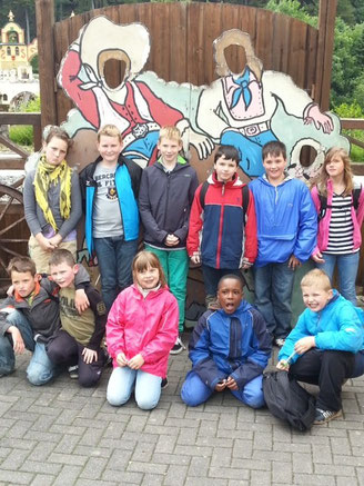 E-Jugend im Fort Funf 2013