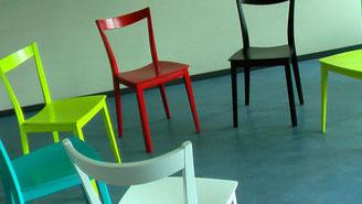 Stuhlkreis als Form für ein gelunges Supervisionsetting