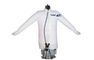 TUBIE Eco ironing machine - shop here online!