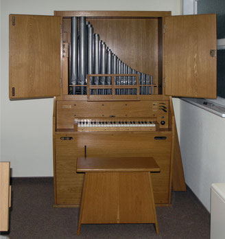 Platkow, ev. Kirchensaal
