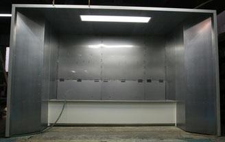 塗装 ブース 塗装設備 塗装機器