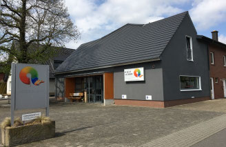 Büro und Ausstellung Malermeister Althoff