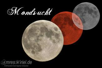 """Photowork """"Mondsucht"""""""