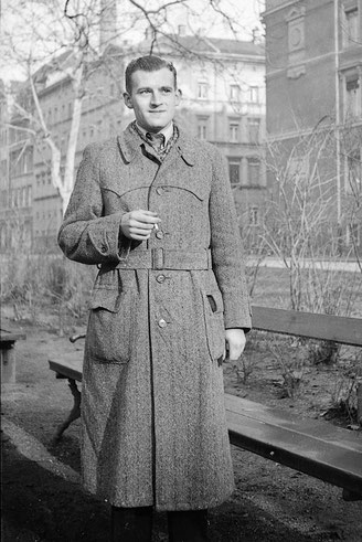 Karl Heinz Mai, Leipzig, Floßplatz, um 1939