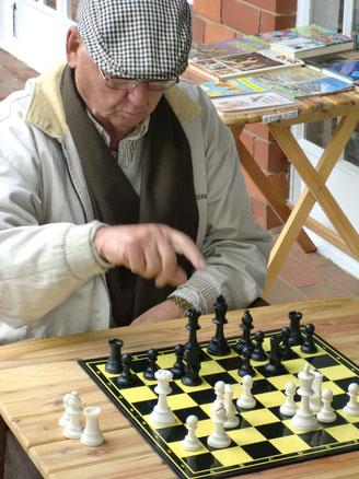 Denes Wasas, Hungarian chess maestro