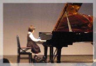 初めてのピアノソロ