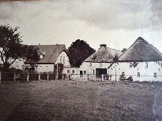 Hof Harbeck in Hövede, Dithmarschen