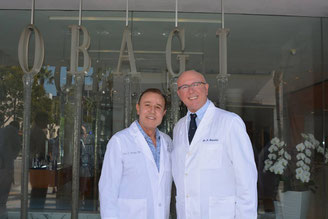 Beverly Hills nella clinica ZO del Dott. zein Obagi