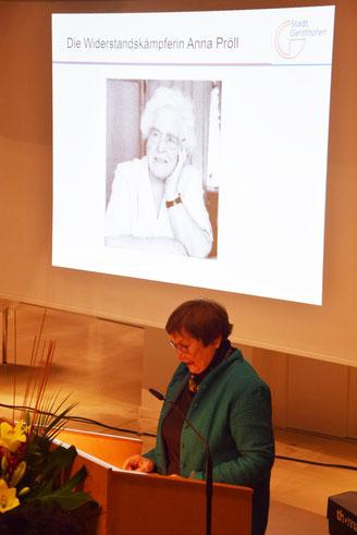 Dr. Barbara Distel (Bild: H. Munding)