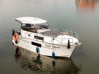 Hausboot NAUTIKA 830   6 Kojen, 2 Schlafkabinen   ohne Führerschein