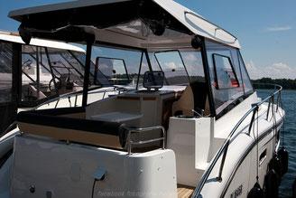 Hausboot AM 780 PLUS   4+2 Kojen, 2 Schlafkabinen   ohne Führerschein