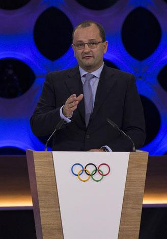 Dave Thompson/IOC