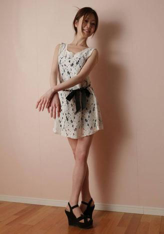 白鳥音々(シラトリネネ)モデル バレリーナ バレティス キラキャリ女子サークルCCL