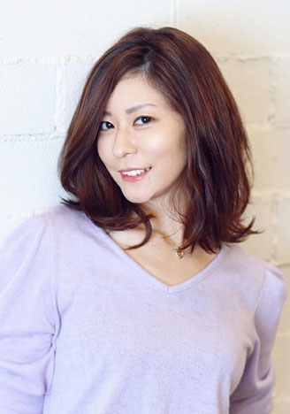 廣松叶子(ヒロマツカナコ) 20代モデル