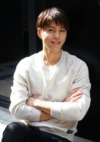 坂口亮(サカグチリョウ) 20代 メンズモデル 筋トレ、料理好き
