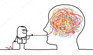 Selon la psychanalyse, le symptôme a, pour le patient, un motif, un sens et une intention qu'il s'agira de déchiffrer, de démêler