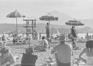 Lido Luzern 1961  Foto Mondo Annoni, Quelle © Stiftung Fotodok
