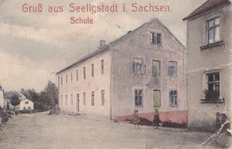 Bild: Seeligstadt Schule Postkarte