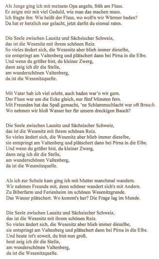 Bild: Seeligstadt Wesenitzlied