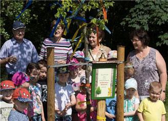 Bild: Seeligstadt Winterlinde Kindergarten