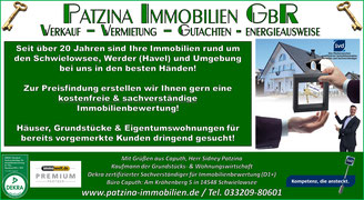 Immobilien Caputh - Patzina Immobilien Ihr Immobilienmakler in ...