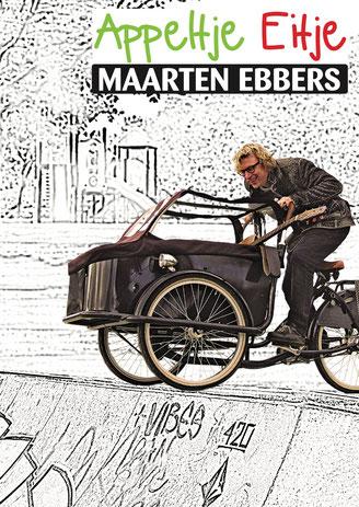 Flyer Maarten Ebbers Appeltje Eitje