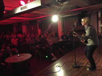 Comedy avond Machinist Rotterdam Maarten Ebbers