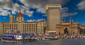 Historical Buildings Mumbai India