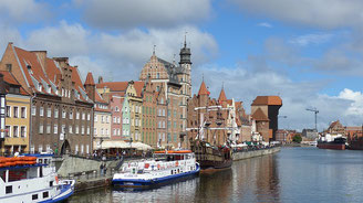 Gdansk Historic Port
