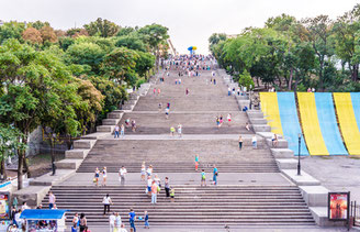 Potemkin Stairs Odessa