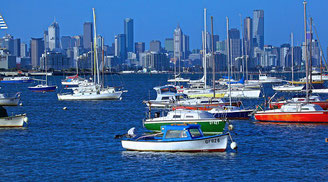 Port Phillip Bay Melbourne