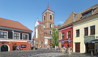 Kaunas Historic Center