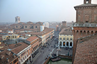 Historic Center Ferrara