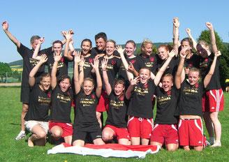 Bezirksligameister 2011